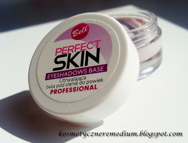 Baza Bell Perfect Skin Eyeshadow Base