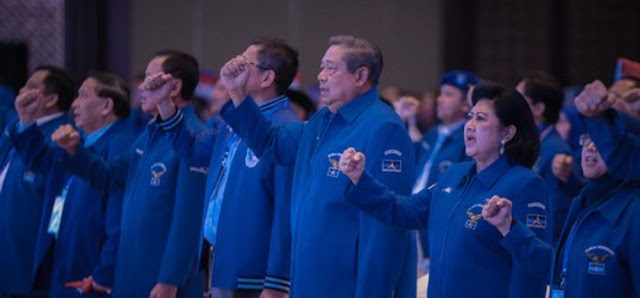 SBY Turun Gunung Menangkan Prabowo, TKN Jokowi: Di Pilkada DKI Anaknya Saja Kalah, Itu Tanda Taji SBY Tak Tajam