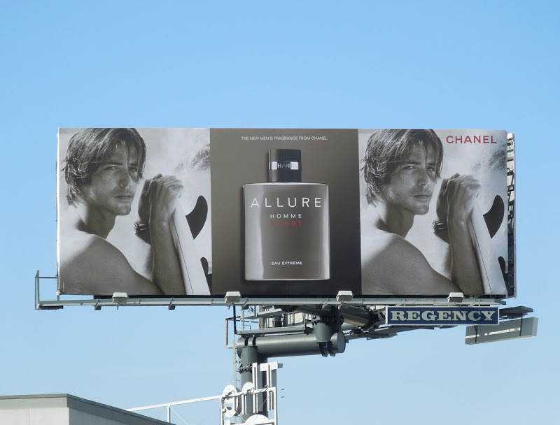 Chanel Allure Homme Sport billboard