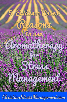 5 evidence based reasons to use aromatherapy for stress management
