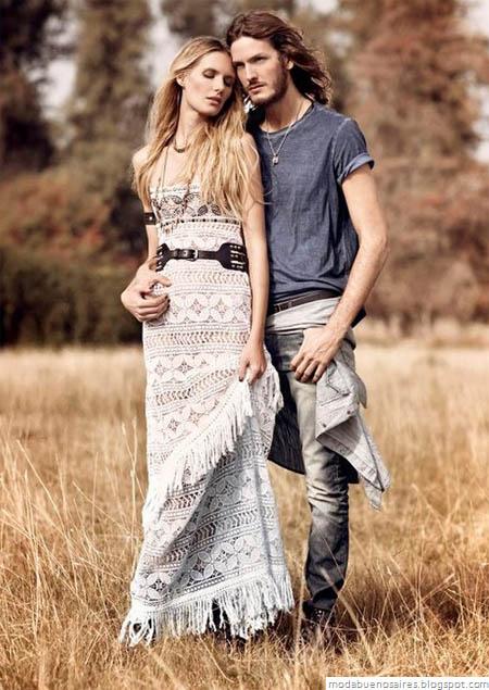 28a9cc1731 Wanama primavera verano 2013. El estilo urban folk de la marca argentina de  indumentaria femenina y masculina, más presente que nunca en esta nueva ...