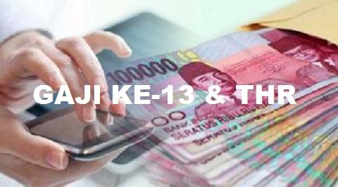 PMK No 52/PMK.05/2018 dan PMK No 54/PMK.05/2018 Tentang Petunjuk Teknis Pemberian Gaji Ke-13 dan THR Kepada PNS, Prajurit TNI, Anggota POLRI, Pejabat Negara, Dan Penerima Pensiun Atau Tunjangan