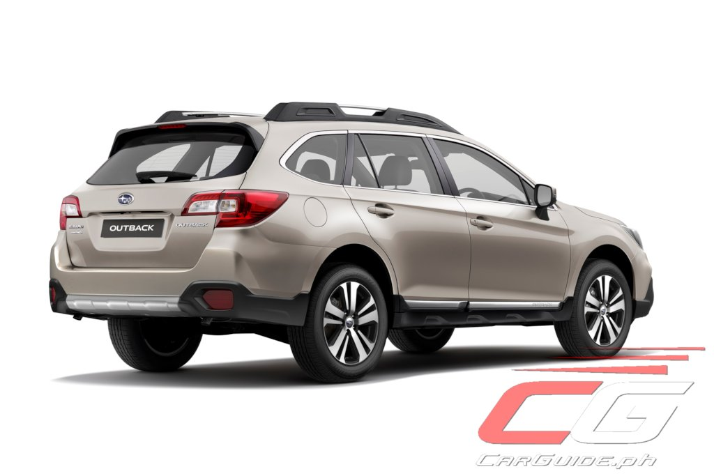 subaru launches eyesight equipped 2018 outback and xv philippine car news car reviews. Black Bedroom Furniture Sets. Home Design Ideas