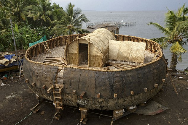 Noah's Ark: Blueprints Exposed That The Ark Was Round