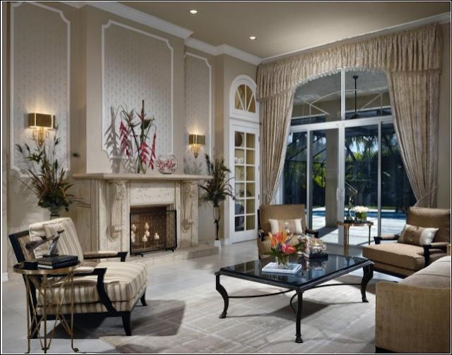 Living Room Design Traditional: Traditional Living Room Design Ideas