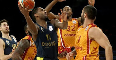 Basketbol Süper Ligi İstanbul takımları