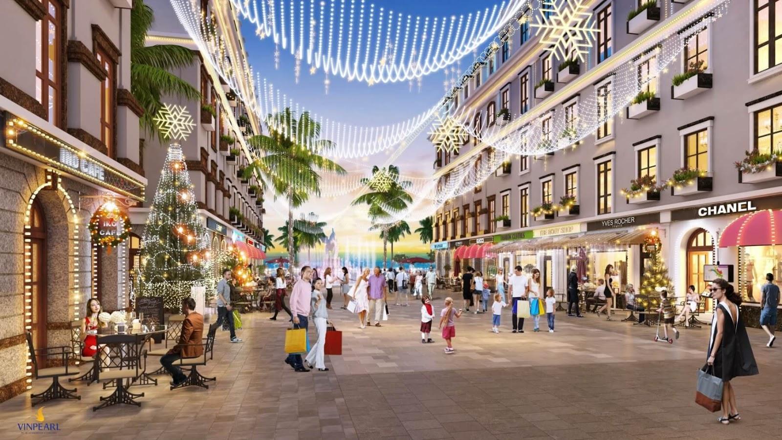 Lưu ý khi đầu tư mua nhà phố thương mại Shophouse Phú Quốc
