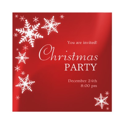 Christmas Invitation Free Templates free printable invitation – Christmas Invitation Cards Template