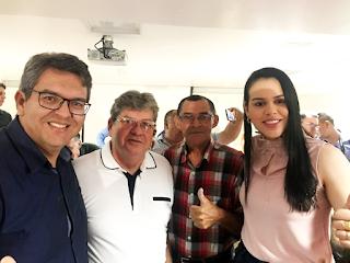 Pré-candidata Rafaela Camaraense participa de encontro que define aliança na proporcional