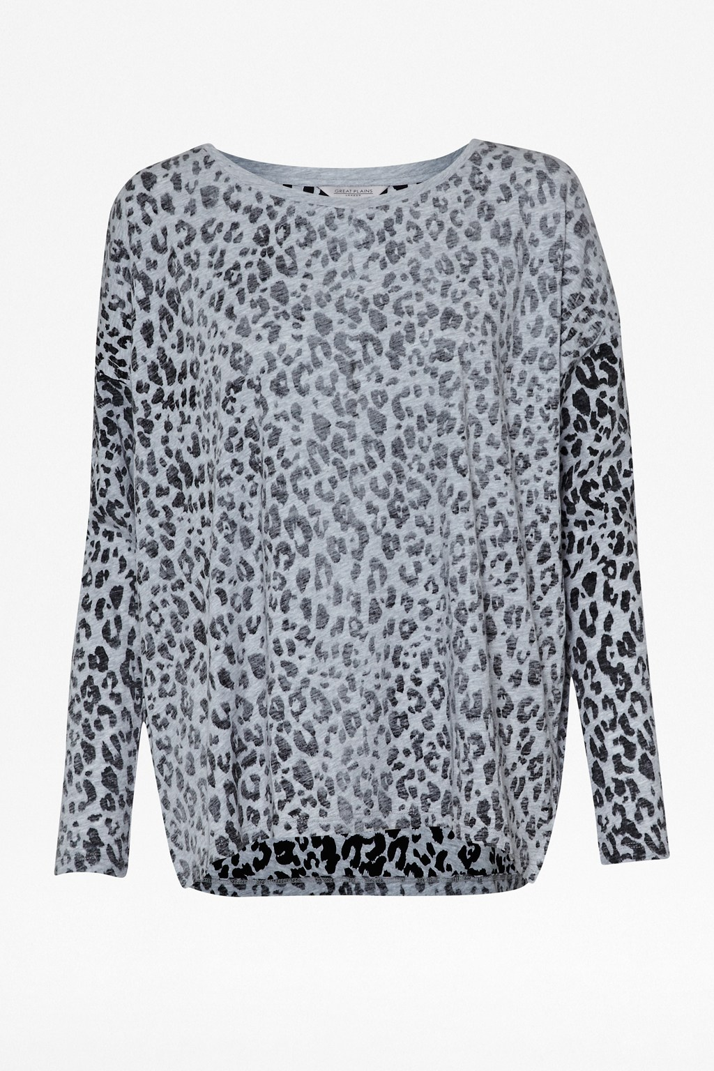 Great Plains Animal Instinct Slouchy Top