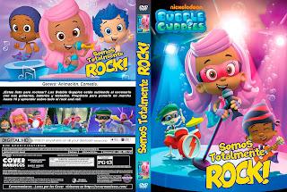SOMOS TOTALMENTE ROCK! – WE TATALLY ROCK! – 2019 [COVER – DVD]