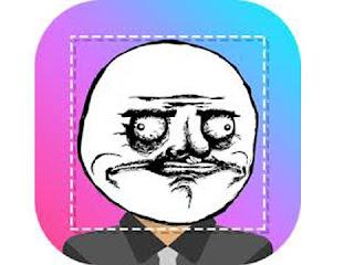 aplikasi rage face
