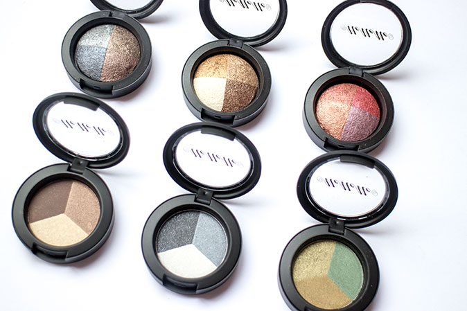 MeMeMe Cosmetics Eyeshadow Review