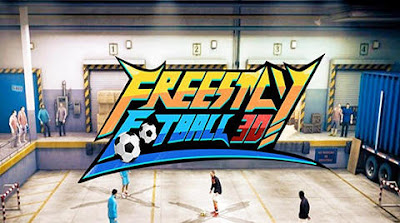 Freestyle Football 3D MOD APK v3.3 for Android Original Version Terbaru Juli 2017