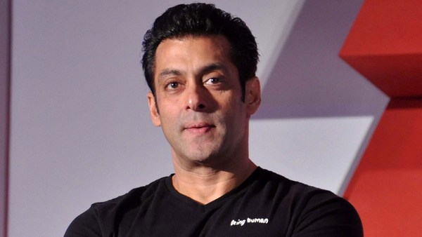 Salman khan in Being Human T-Shirt - Most popular Bollywood Actor