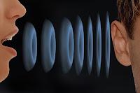 Birinin ağzından çıkan ses dalgalarının başka birinin kulağına ulaşması