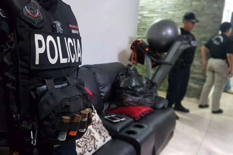 Narcos detenidos en CU: de entrada por salida