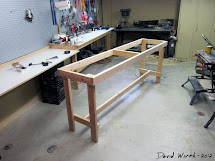 Build a Workbench From 2X4