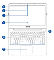 ASUS VivoBook E403SA Manual PDF download (English)