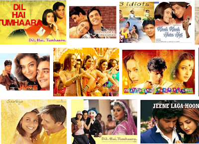 Lagu India Terpopuler Sepanang Masa