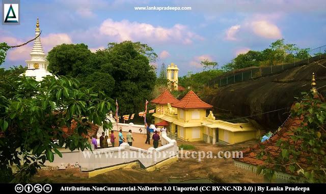 Aluthepola Ganekanda Raja Maha Viharaya, Sri Lanka