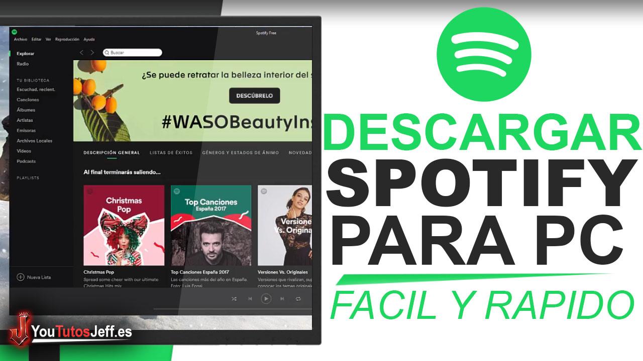 Descargar Spotify Gratis