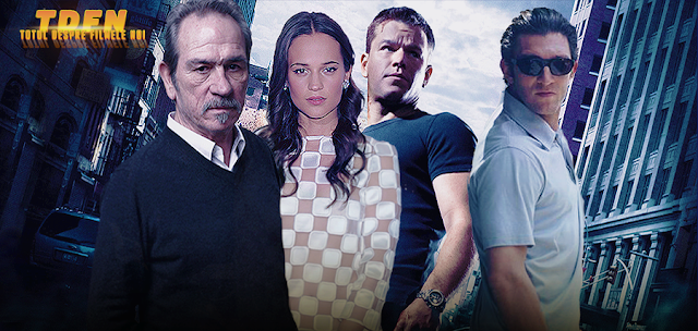 Bourne 5: Tommy Lee Jones, Alicia Vikander, Matt Damon și  Vincet Cassel