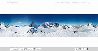 Panorámica 365º Mont Blanc