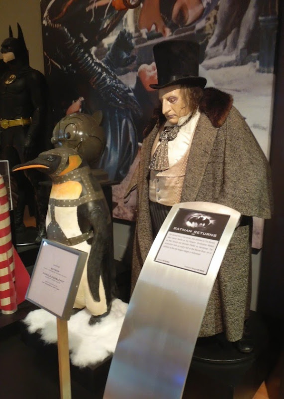 The Penguin Batman Returns movie costume