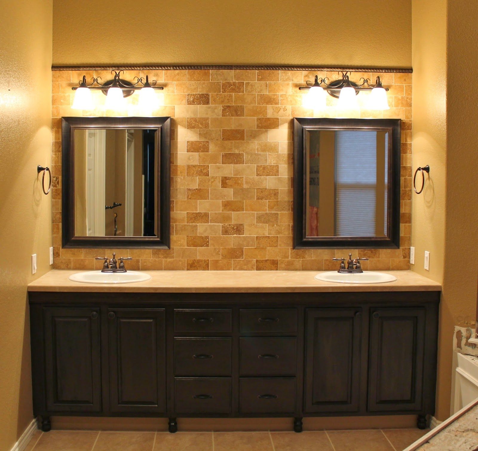 bathroom that is i did manage to get the master bathroom vanity