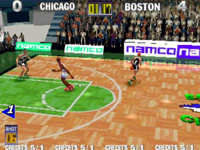 街機:瘋狂2人籃球(Dunk Mania)+作弊,好玩刺激的鬥牛運動遊戲!