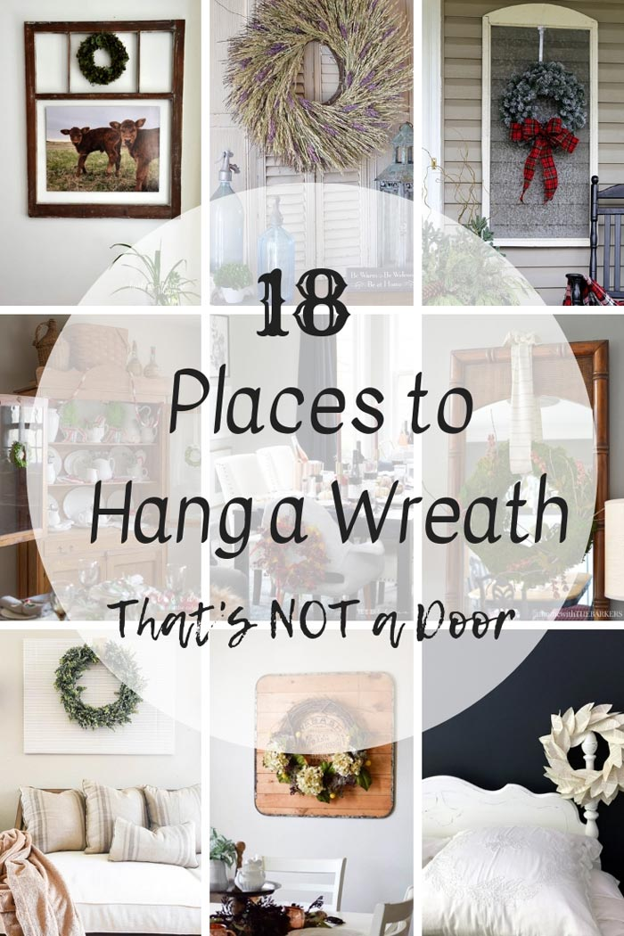 Wreath Hanging