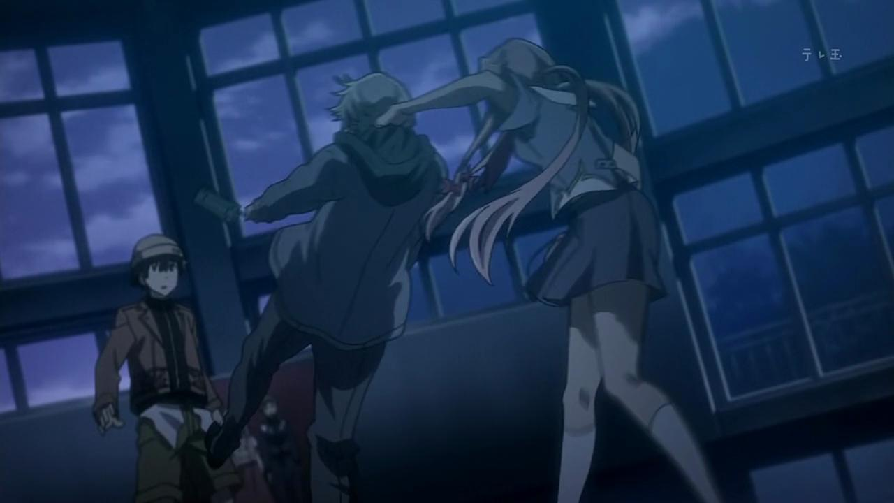 mirai nikki episode 17 animewaffles