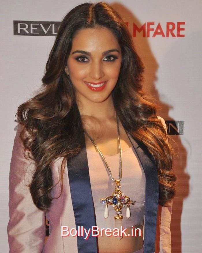 Kiara Advani, 60th Britannia Filmfare Awards pre-awards Party 2015 Red Carpet Pics