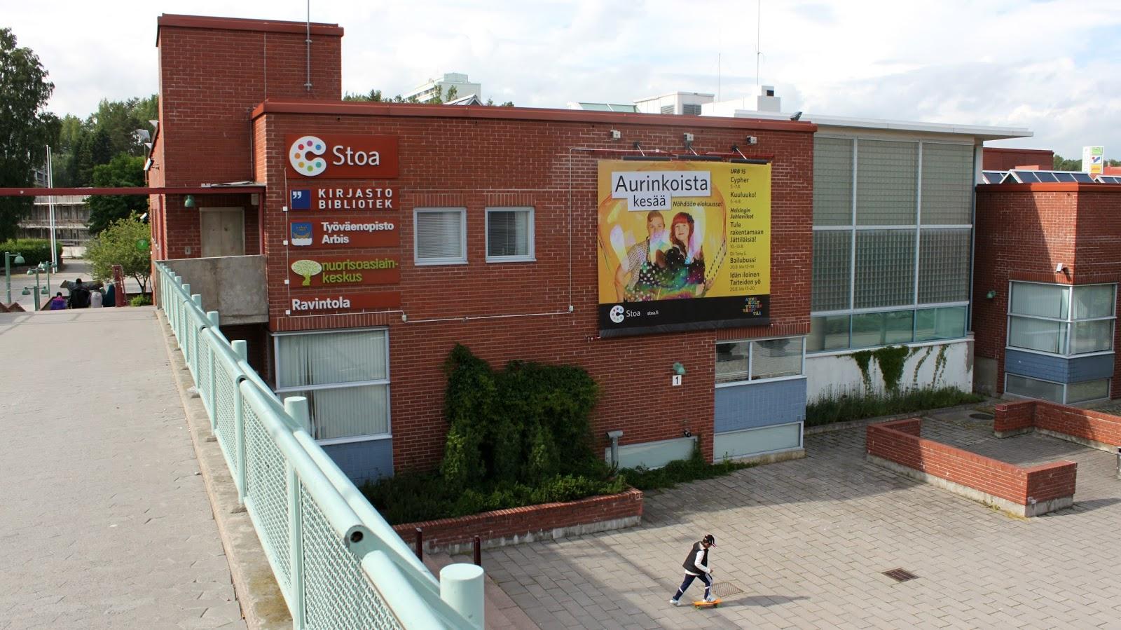 Itäkeskus Kirjasto