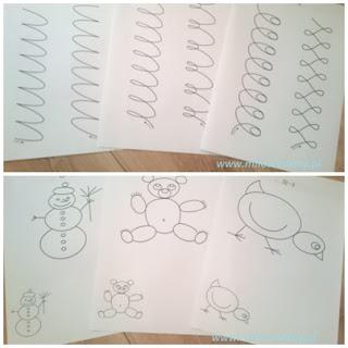 obrazki do kopiowania