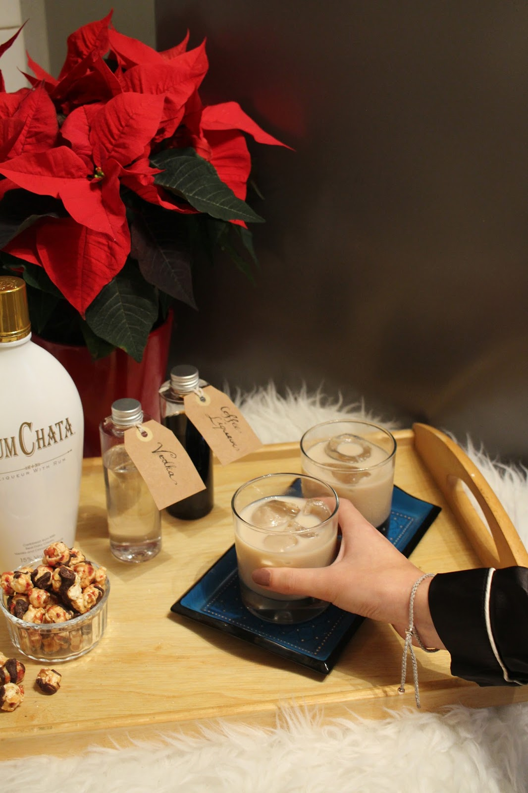 RumChata coffee rum cocktail peexo lifestyle christmas