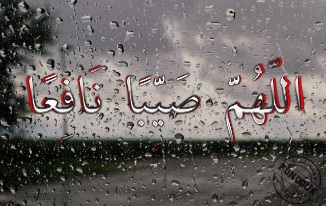 المنصورة نيوز دعاء المطر اللهم صيبا نافعا اللهم