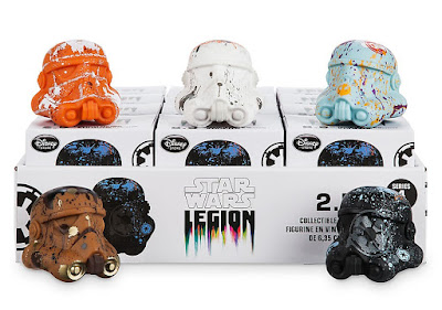 Star Wars Legion Character Series 4 Blind Box Mini Figures by Disney