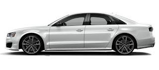 Audi S8 Exterior