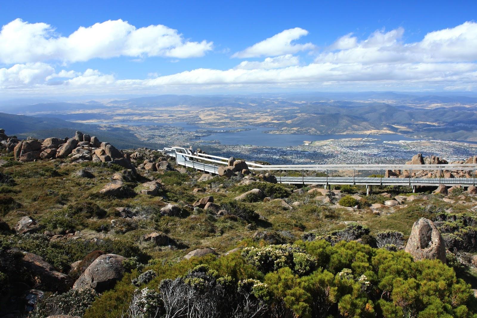 塔斯馬尼亞-威靈頓山-景點-推薦-旅遊-自由行-澳洲-Tasmania-Hobart-Mount-Wellington-Tourist-Attraction-Australia