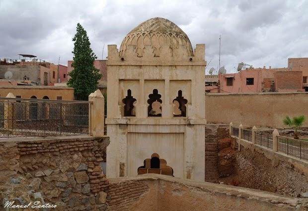 Marrakech, Koubba El Badiyn