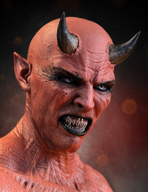 Damien Demon for Genesis 3 Male