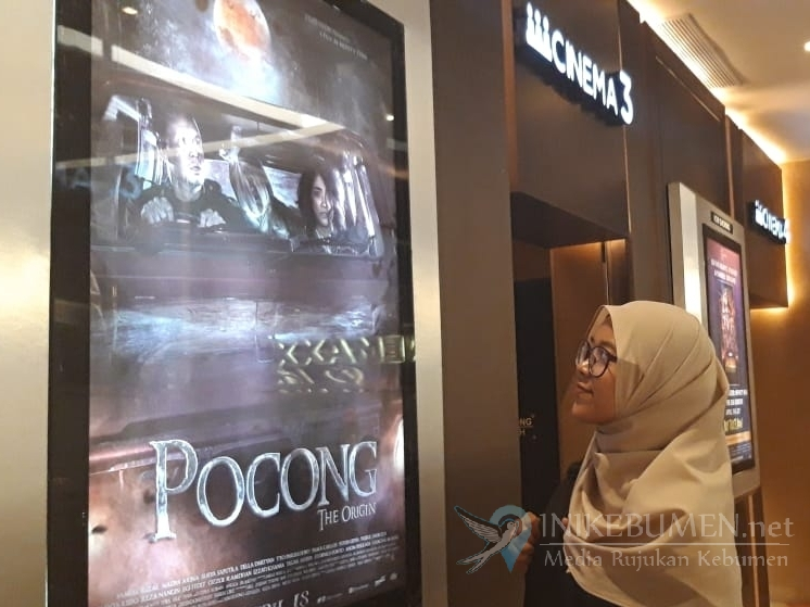 Sedang Tayang di Bisokop, Ternyata Salah Satu Lokasi Syuting Film Pocong The Origin Berada di Kebumen