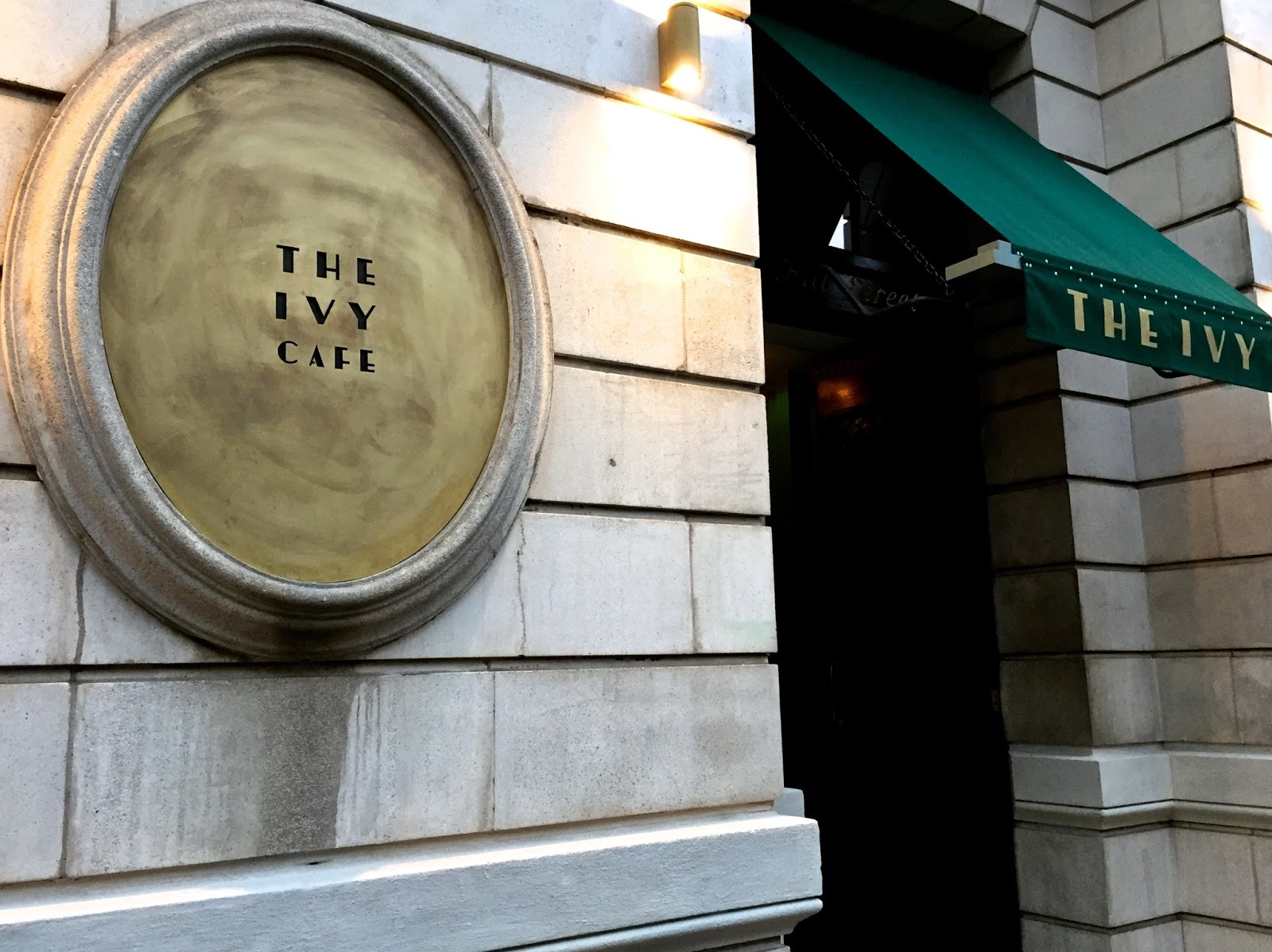 The Ivy Cafe