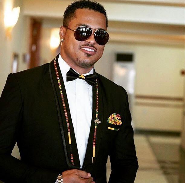I Do Ghanaian Movie Wedding Scene Pictures: Van Vicker