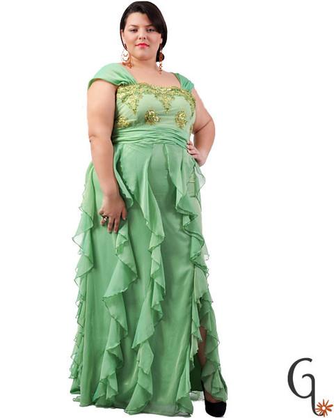 6bf8740b Moda Estilo Y Distinción Para Gorditas: GLY Plus-Moda gorditas: Trajes  elegantes - -, Vestidos de Fiesta Tallas Especiales -Coleccion 2013,
