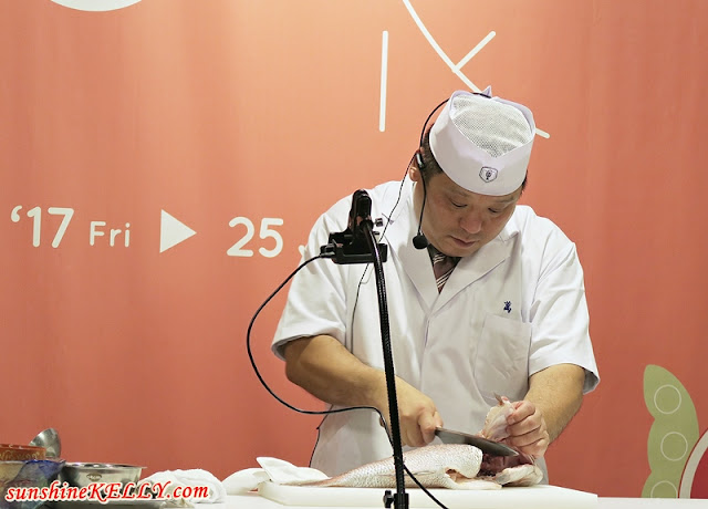 Washoku Japanese Food For Festivities: Live Presentation and Tasting by Keigo Tamura, from Manshige, Kyoto