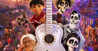 New Trailer for Disney's & Pixar's upcoming Film Coco | Movie News