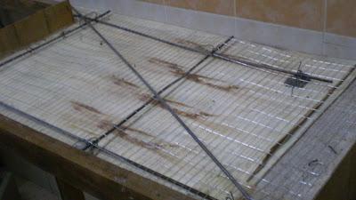 Esazainal Concrete Kitchen Table Top Diy